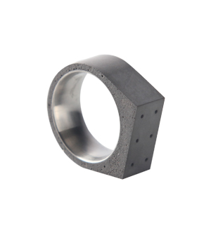 22 DESIGN STUDIO Concrete Ring - Tatami