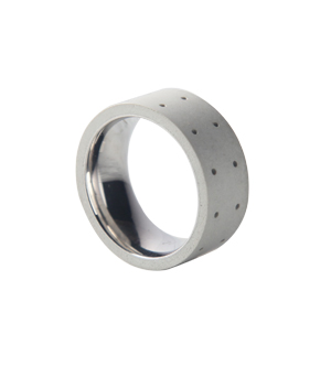 22 DESIGN STUDIO Concrete Ring - Module White