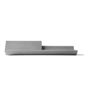 22 DESIGN STUDIO Merge - Cardholder/Tray Original (Grey)