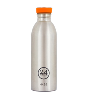24 BOTTLES Urban Bottle 500ml - Steel