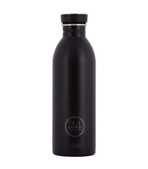 24 BOTTLES Urban Bottle 500ml - Tuxedo Black