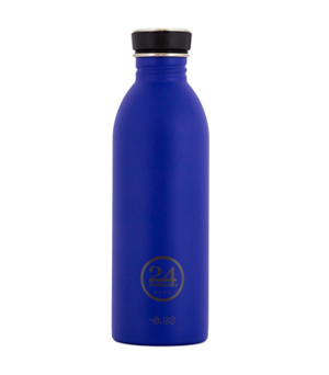 24 BOTTLES Urban Bottle 500ml - Gold Blue
