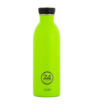 24 BOTTLES Urban Bottle 500ml - Lime Green