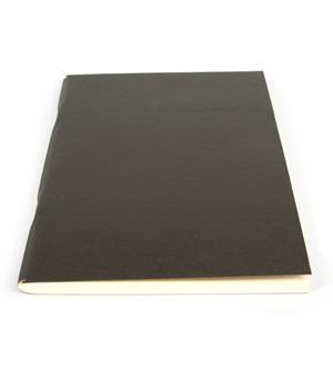 APPA DELIGHT Simple Notebook - Black