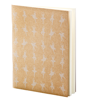 APPA DELIGHT Simple Notebook - Ballet White