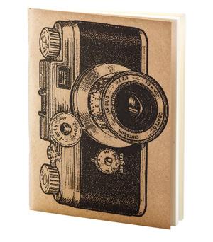 APPA DELIGHT Simple Notebook - Camera