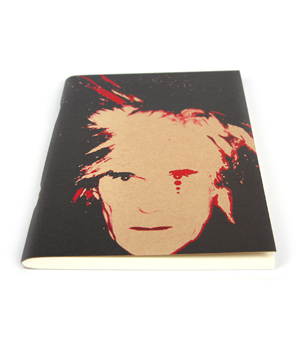 APPA DELIGHT Simple Notebook - Warhol