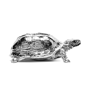 AREAWARE Reality Turtle Box - Chrome