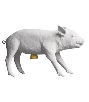 AREAWARE Bank in the form of a Pig - Matt White