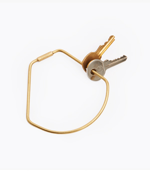 AREAWARE Contour Keyring - Bell