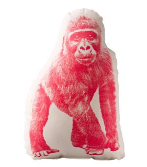 AREAWARE Pico Cushion - Gorilla Fire