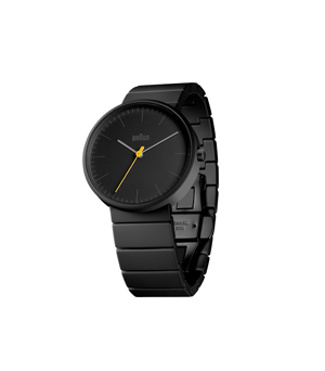 BRAUN Ceramic Watch BN0171 - Black