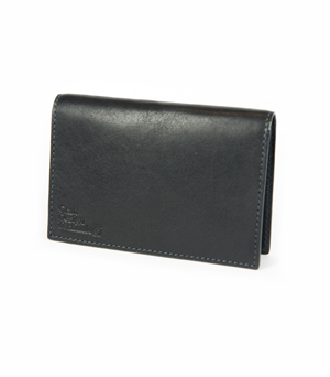 CRAFT DESIGN TECHNOLOGY Leather Business Card Case - Black