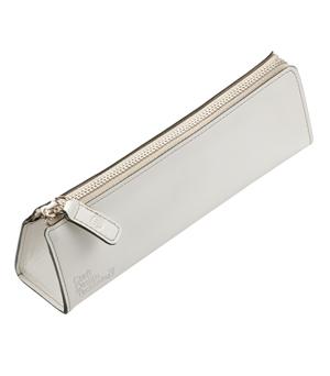 CRAFT DESIGN TECHNOLOGY Leather Pen Case - White