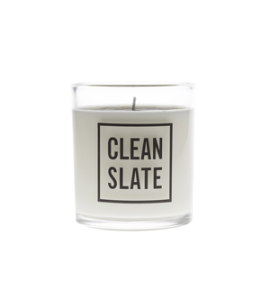 CLEAN SLATE - Medium Jar Candle Meditate