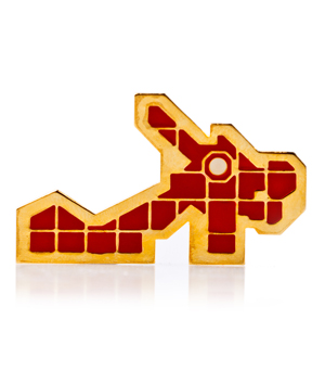 FARM Playground Pin - Dragon