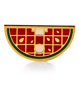 FARM Playground Pin - Watermelon