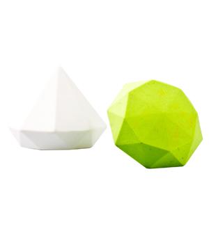 FARM Precious Rubs - Green/White
