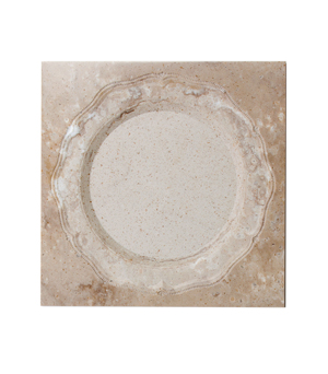 FARM STORE Petrified Victoria Plates - Medium Sand