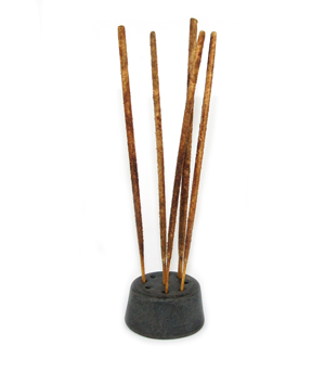 GILLES CAFFIER Ceramic Incense Holder - Multi