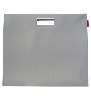GOODJOB Document Bag Flat A3 - Grey