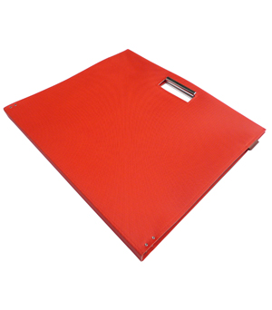 GOODJOB Document Bag Flat A3 - Orange