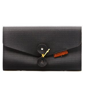 GOODJOB Business Card Holder (120) B-mail - PVC Black