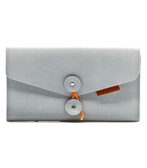 GOODJOB Business Card Holder (120) B-mail - PVC Grey