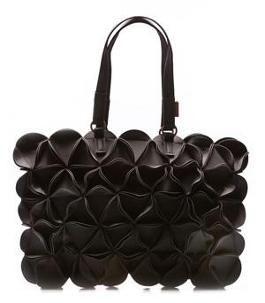 GOODJOB Handbag Blossom L - PVC Black