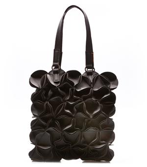 GOODJOB Handbag Blossom M - PVC Black