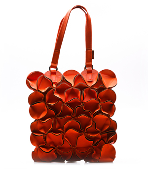 GOODJOB Handbag Blossom M - PVC Orange