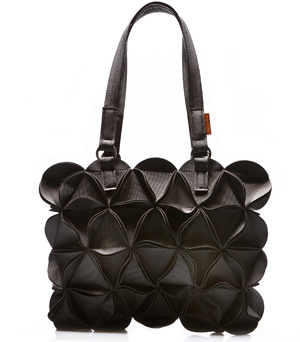 GOODJOB Handbag Blossom XS - Black