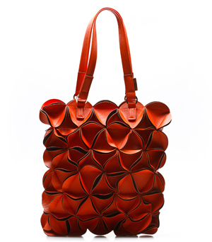 GOODJOB Handbag Blossom M - PU Orange
