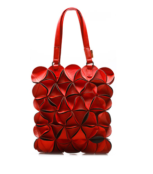 GOODJOB Handbag Blossom M - PU Red