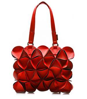 GOODJOB Handbag Blossom XS - PU Red