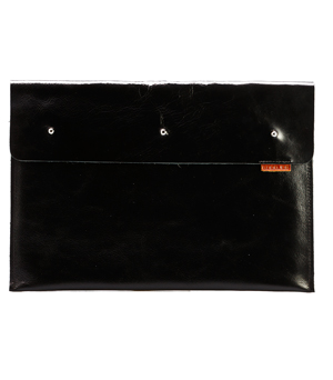 GOODJOB Soft Case Dots - Leather Black
