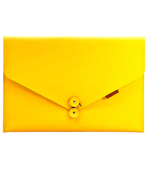 GOODJOB Soft Case B-Mail - Yellow