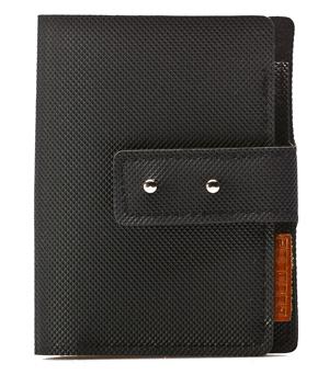 GOODJOB Passport Holder MR - PVC Black