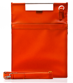 GOODJOB Laptop Bag Professional - PU Orange