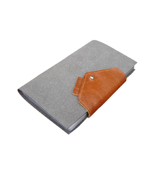 GOODJOB Business Card Holder (120) Hybrid - Grey
