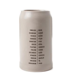 IZOLA Beer Stein - BEER
