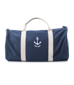 IZOLA Canvas Duffel Bag - Sea Bag
