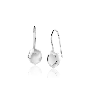 JESSICA AGGREY JEWELLERY Sterling Silver Earrings - Element Single