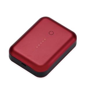 JUST MOBILE Gum++ - Aluminium Red