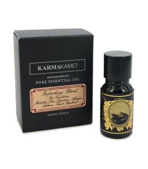 KARMAKAMET Pure Essential Oil Blend - Rainforest