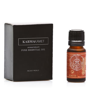 KARMAKAMET Pure Essential Oil - Geranium