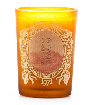 KARMAKAMET Original Glass Candle - Peach