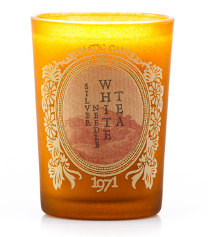 KARMAKAMET Original Glass Candle - White Tea