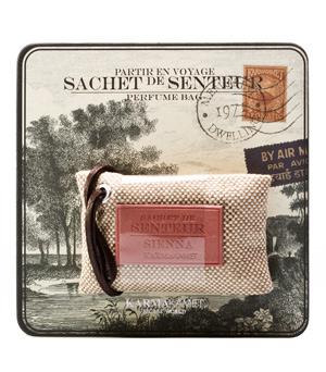 KARMAKAMET Perfume Travel Bag Small - Sienna