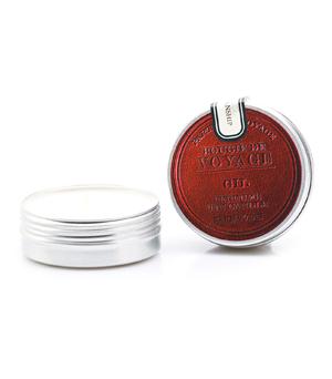 KARMAKAMET Perfume Tin Candle - Gil